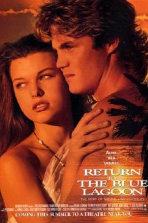ช๊อตเด็ด Hollywood Movie Nude Scenes 14 Return To The Blue Lagoon [1991] - Cover