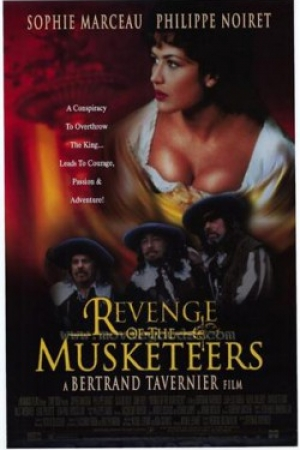 ช๊อตเด็ด Hollywood Movie Nude Scenes 29 Revenge Of The Musketeers [1994] - Cover