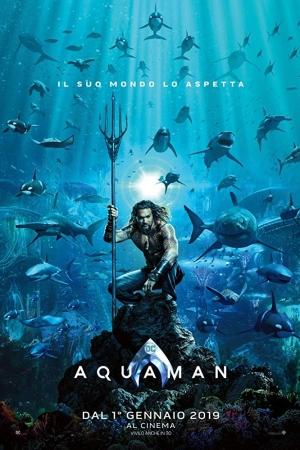 Aquaman (2018) : เจ้าสมุทร - Cover