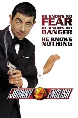 Johnny English (2003) จอห์นนี่ อิงลิช พยัคฆ์ร้าย ศูนย์ ศูนย์ ก๊าก - Cover