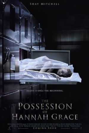 The Possession of Hannah Grace (Cadaver) (2019) ห้องเก็บศพ - Cover