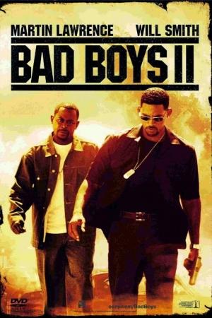 Bad Boys II แบดบอยส์ คู่หูขวางนรก 2 (2003)  - Cover