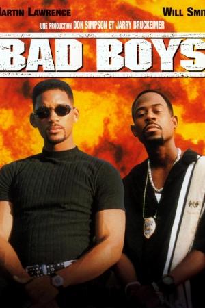 Bad Boys แบดบอยส์ คู่หูขวางนรก (1995) - Cover