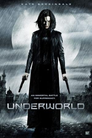 Underworld (2003) : สงครามโค่นพันธุ์อสูร - Cover