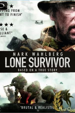Lone Survivor (2013) - ปฏิบัติการพิฆาตสมรภูมิเดือด - Cover