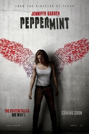 Peppermint (2018) : นางฟ้าห่ากระสุน - Cover