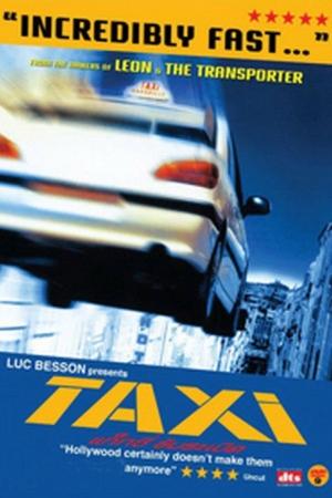 Taxi 1998 แท๊กซ์ระห่ำ ขับระเบิด ภาค 1 - Cover