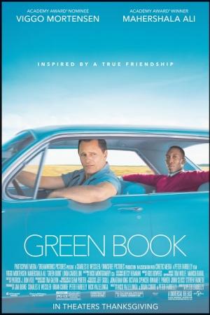 Green Book (2018) : กรีนบุ๊ค - Cover