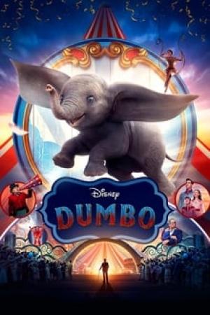 Dumbo ดัมโบ้ (2019) - Cover