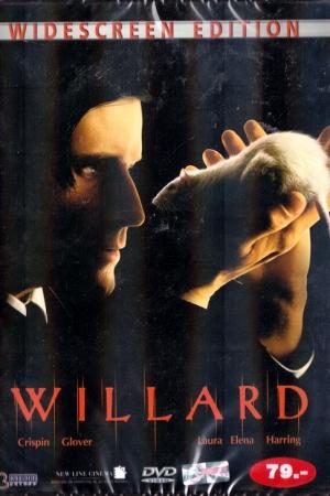 Willard กองทัพอสูรสยองสี่ขา (2003) - Cover
