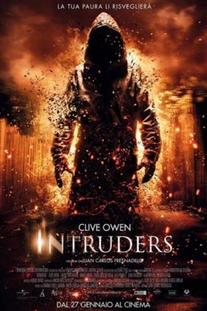 Intruders บุกสยอง หลอนสองโลก (2011) - Cover