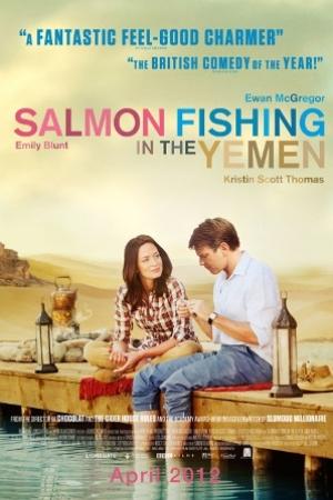 Salmon Fishing in the Yemen คู่แท้หัวใจติดเบ็ด (2011) - Cover