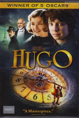 Hugo ปริศนามนุษย์กลของฮิวโก้ (2011) - Cover