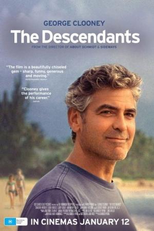 The Descendants สวมหัวใจพ่อ ขอทุ่มรักอีกครั้ง (2011) - Cover