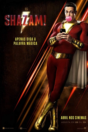 Shazam! ชาแซม! (2019) - Cover