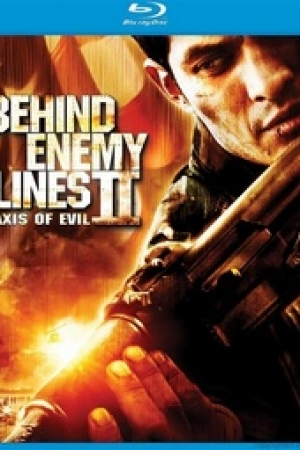 Behind Enemy Lines II: Axis of Evil ฝ่าตายปฏิบัติการท้านรก (2006) - Cover