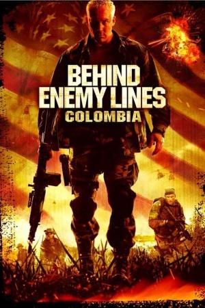 Behind Enemy Lines 3: Colombia ถล่มยุทธการโคลอมเบีย (2009) - Cover