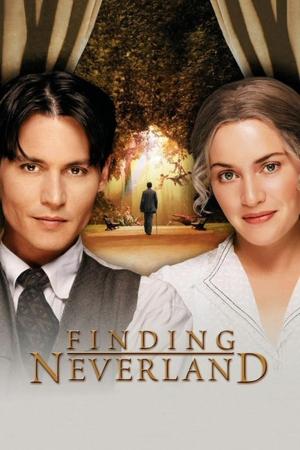 Finding Neverland เนเวอร์แลนด์ แดนรักมหัศจรรย์ (2004) - Cover