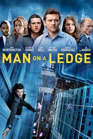 Man on a Ledge ระห่ำฟ้า ท้านรก (2012) - Cover