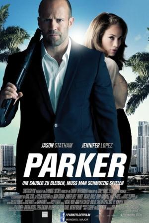 Parker ปล้นมหากาฬ (2013) - Cover
