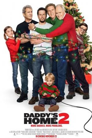 Daddy`s Home 2 สงครามป่วน (ตัว) พ่อสุดแสบคูณ 2 (2017) - Cover