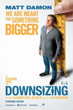 Downsizing มนุษย์ย่อไซส์ (2017) - Cover