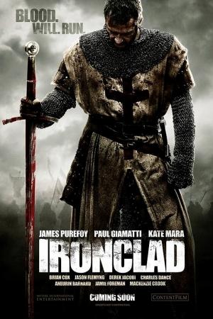 Ironclad ทัพเหล็กโค่นอํานาจ (2011) - Cover