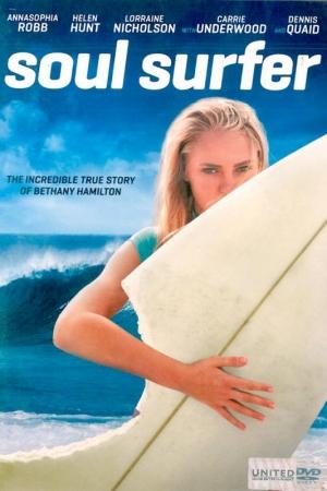 Soul Surfer โซล เซิร์ฟเฟอร์ หัวใจกระแทกคลื่น (2011) - Cover