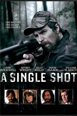 A Single Shot กระสุนเลือดพลิกเกมโหด (2013) - Cover