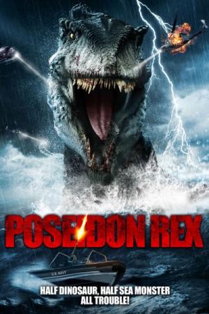 Poseidon Rex ไดโนเสาร์ทะเลลึก (2013) - Cover