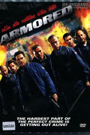 Armored 2009 แผนระห่ำปล้นทะลุเกราะ - Cover