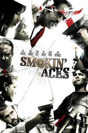 Smokin` Aces ดวลเดือด ล้างเลือดมาเฟีย (2006) - Cover