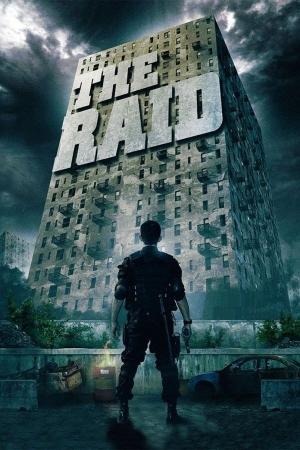 The Raid : Redemption ฉะ ทะลุตึกนรก - Cover