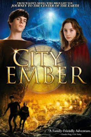 City of Ember กู้วิกฤติมหานครใต้พิภพ (2008) - Cover