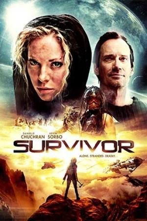 Survivor ผจญภัยล้างพันธุ์ดาวเถื่อน (2014) - Cover