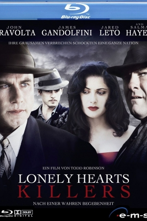 Lonely Hearts คู่ฆ่า...อำมหิต (2006) - Cover