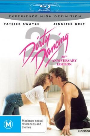 Dirty Dancing เดอร์ตี้ แดนซ์ซิ่ง (1987) - Cover