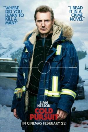 Cold Pursuit แค้นลั่นนรก (2019) - Cover