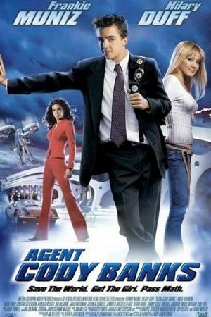 Agent Cody Banks เอเย่นต์โคดี้แบงค์ พยัคฆ์หนุ่มแหวกรุ่น โคดี้ แบงค์ส (2003) - Cover