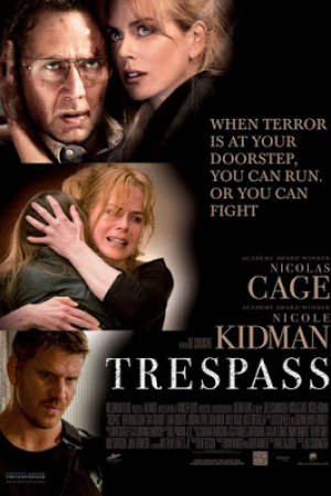 Trespass ปล้นแหวกนรก (2011) - Cover