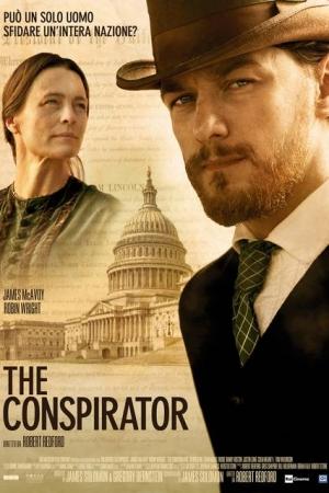 The Conspirator เปิดปมบงการ สังหารลินคอล์น (2010) - Cover