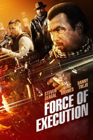 Force of Execution มหาประลัยจอมมาเฟีย (2013) - Cover