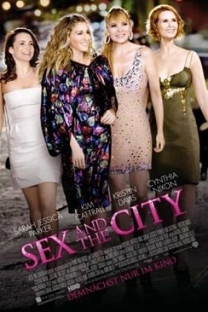 Sex and the City เซ็กซ์ แอนด์ เดอะ ซิตี้ (2008) - Cover