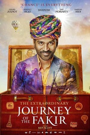 The Extraordinary Journey of the Fakir มหัศจรรย์ลุ้นรักข้ามโลก (2018) - Cover