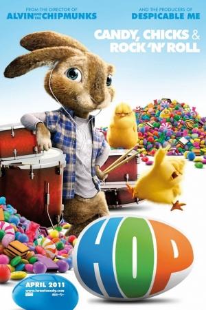 Hop (2011) ฮอพ กระต่ายซูเปอร์จัมพ์ - Cover