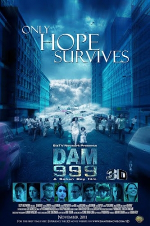 Dam999 เขื่อนวิปโยควันโลกแตก (2011) - Cover