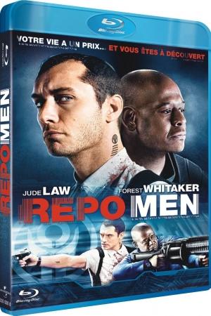 Repo Men เรโปเม็น หน่วยนรก ล่าผ่าแหลก (2010) - Cover