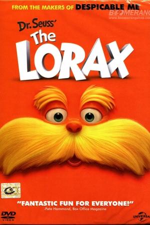 The Lorax คุณปู่ โลแรกซ์ มหัศจรรย์ป่าสีรุ้ง (2012) - Cover