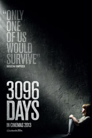 3096 Days (3096 Tage) บอกโลก ว่าต้องรอด (2013) - Cover