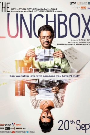 The Lunchbox เมนูต้องมนต์รัก (2013) - Cover